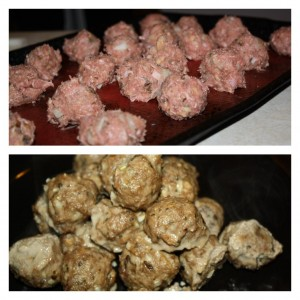 Turkey Meatballs 2