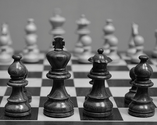 Play the Pawn