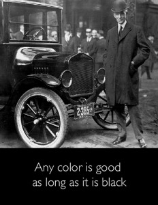 Henry ford and the rise of Craft