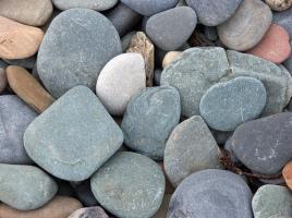 Stones and the Broken Man