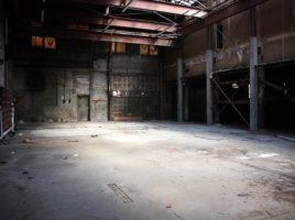 Warehouse Intruder