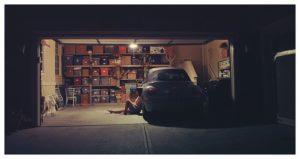 Suburban Garage