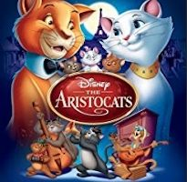 Walking with Aristocats