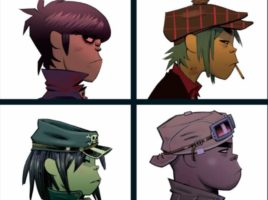in search of demon days