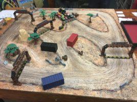 Gaslands Death Race