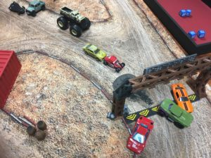 Gaslands Death Race 4